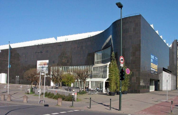 Art Collection of North Rhine-Westphalia - attractions in Dusseldorf