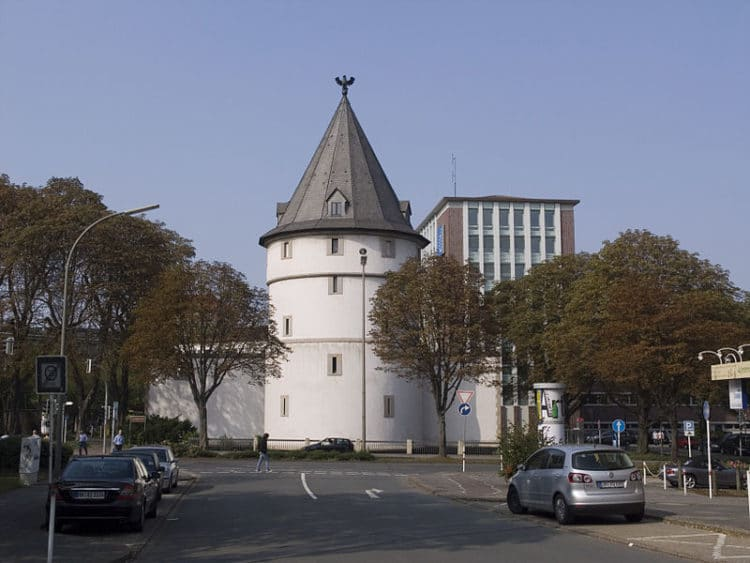 Eagle Tower - landmarks in Dortmund