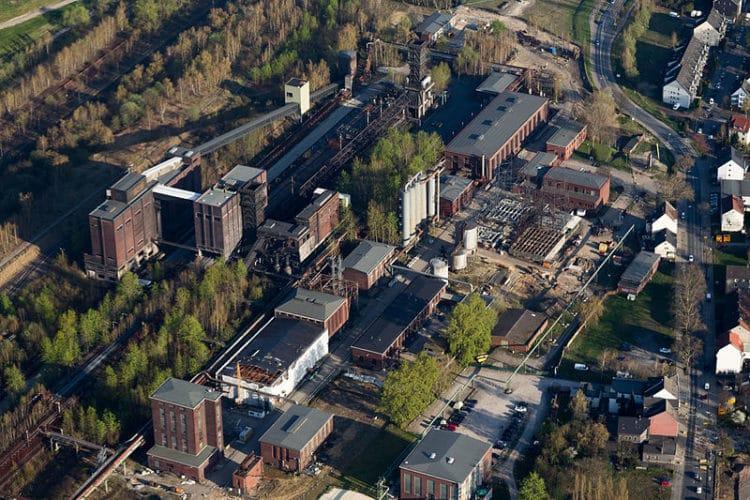 Hansa Coke Plant - Dortmund Landmarks