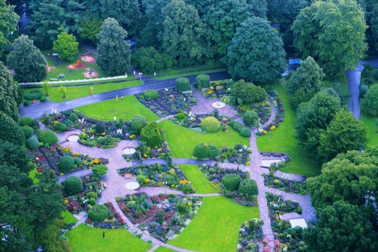 Westfalenpark - Dortmund attractions