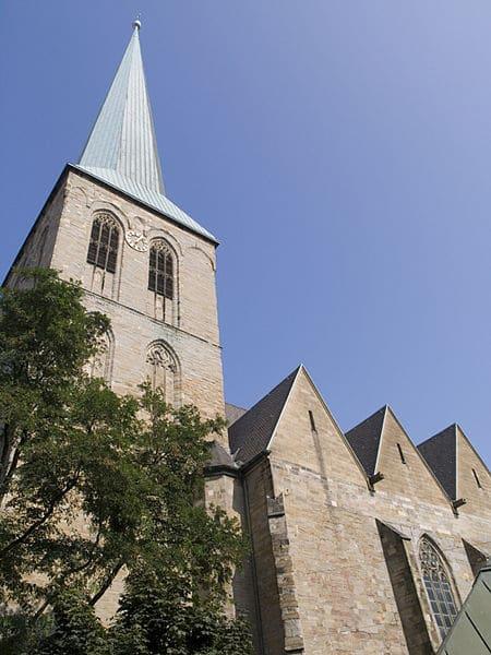 St. Peter's Church - landmarks in Dortmund