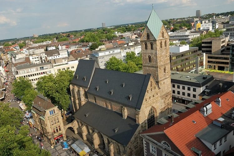 St. Mary's Church - Dortmund attractions