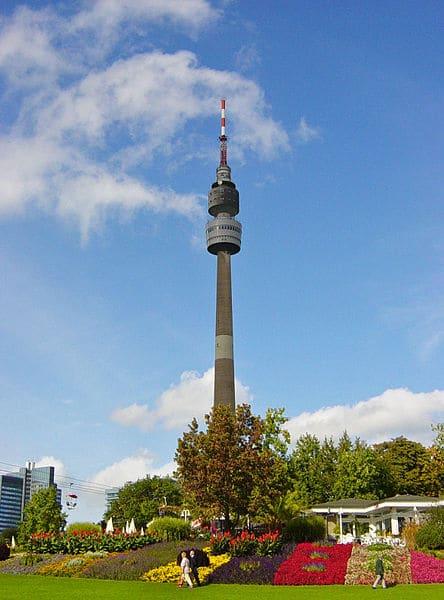Florienturm TV Tower - Dortmund Sights