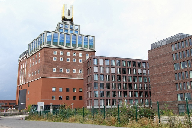 Dortmund U-Tower Cultural Center - Dortmund attractions
