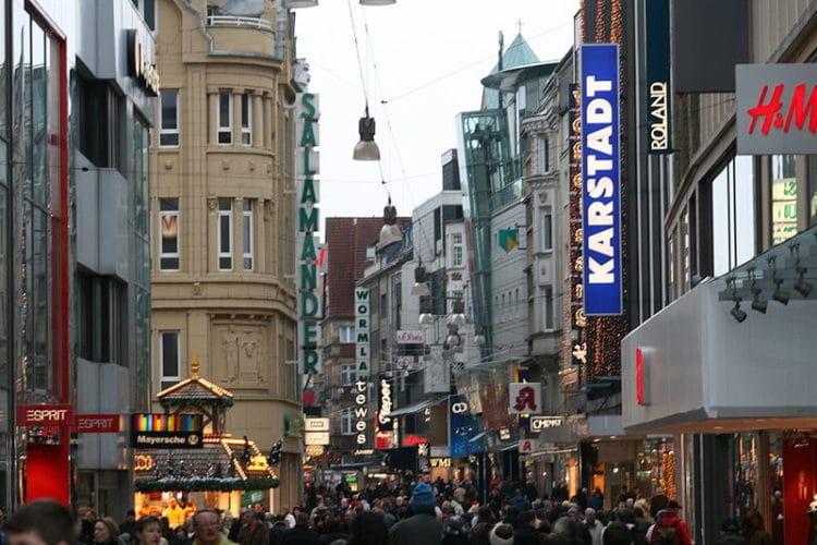 Westenholweg street - Dortmund sights