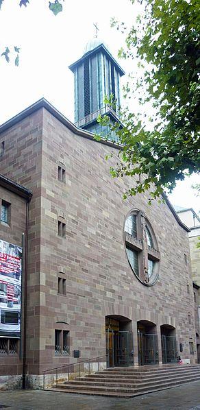 St. Eberhart Cathedral - Stuttgart attractions