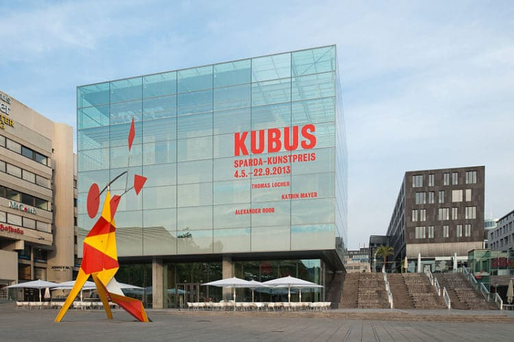 Stuttgart Museum of Art - Stuttgart attractions