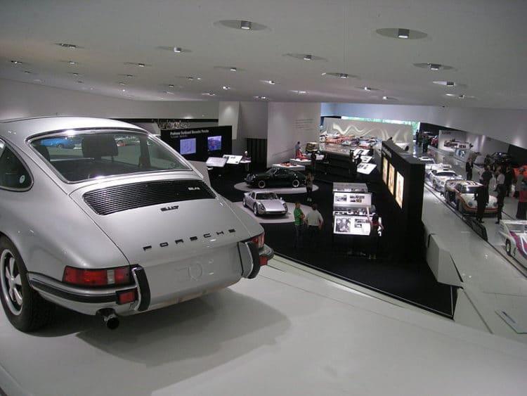 Porsche Museum - Stuttgart attractions