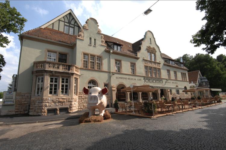 Pig Museum - Stuttgart attractions