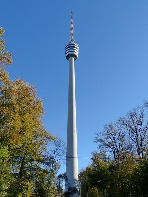 Stuttgart TV Tower - Stuttgart sights