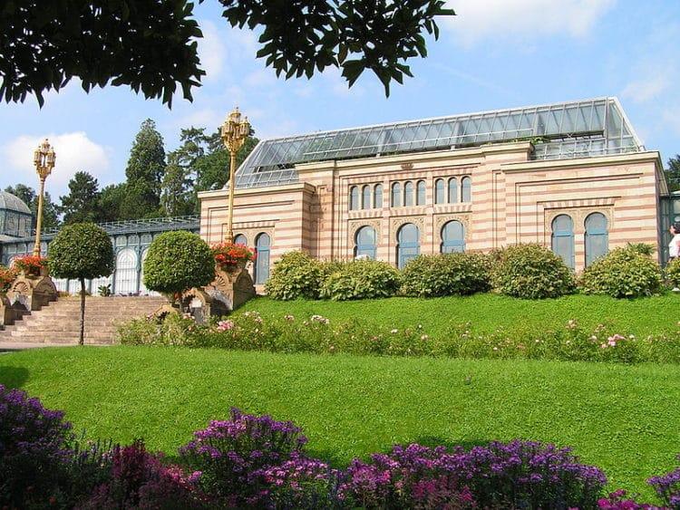 Wilhelm Complex - What to see in Stuttgart