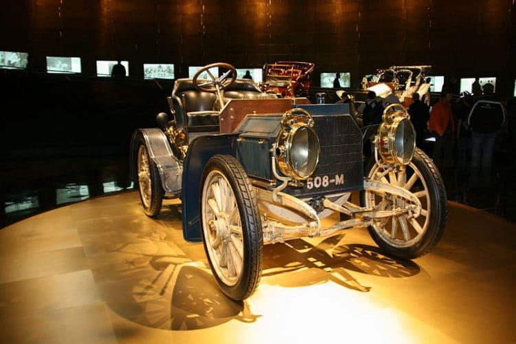 Mercedes-Benz Museum - Stuttgart attractions