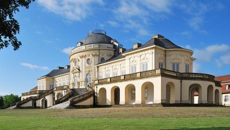Solitüd Castle - Stuttgart landmarks
