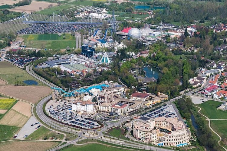 Europa-Park in Germany
