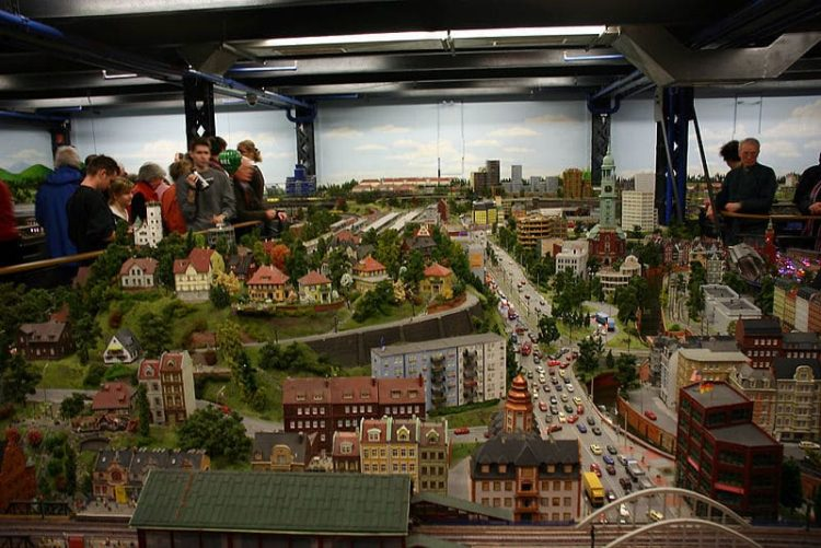 Miniature Wonderland in Germany