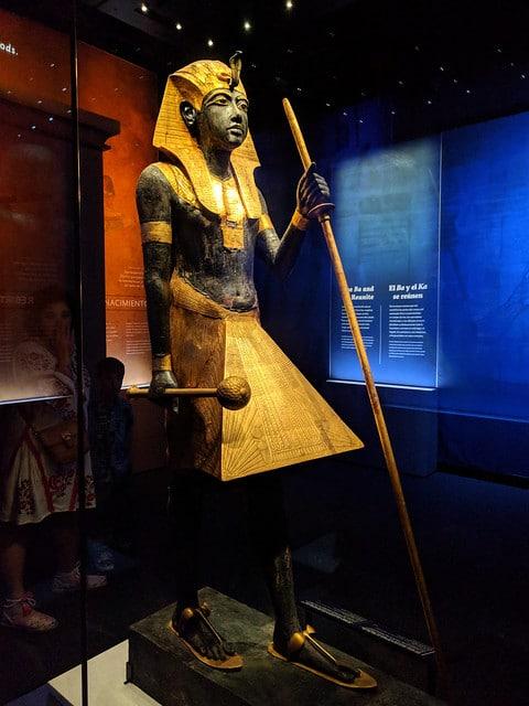 Tutankhamun Museum in Egypt