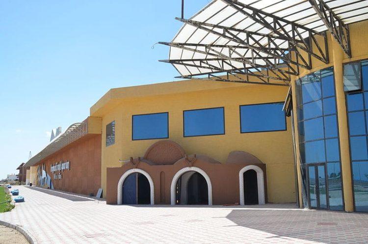 Hurghada Grand Aquarium in Egypt