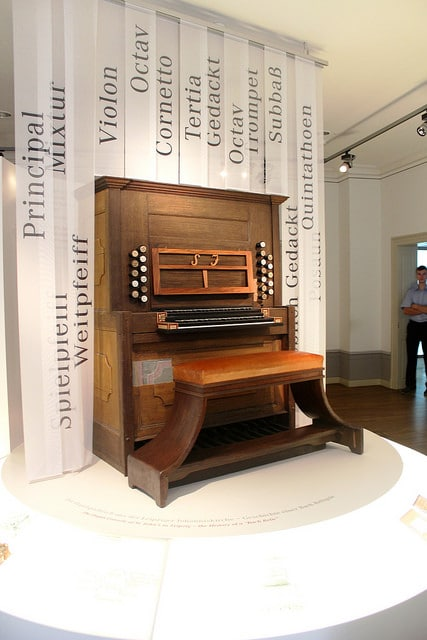 Bach Archive Museum - Leipzig attractions