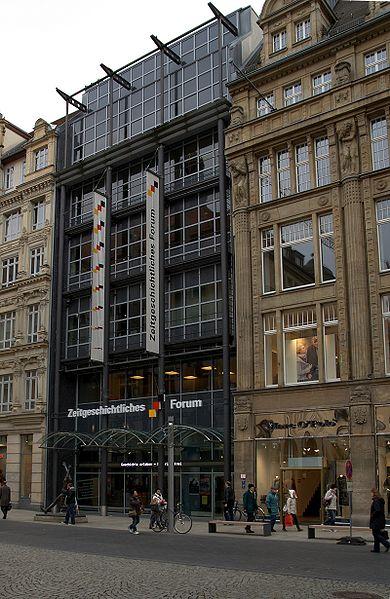 Contemporary History Forum - Leipzig attractions