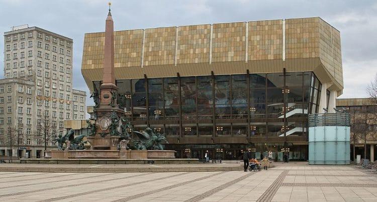 Gewandhaus Concert Hall - Leipzig attractions