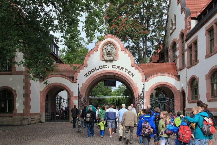 Leipzig Zoo - Leipzig attractions