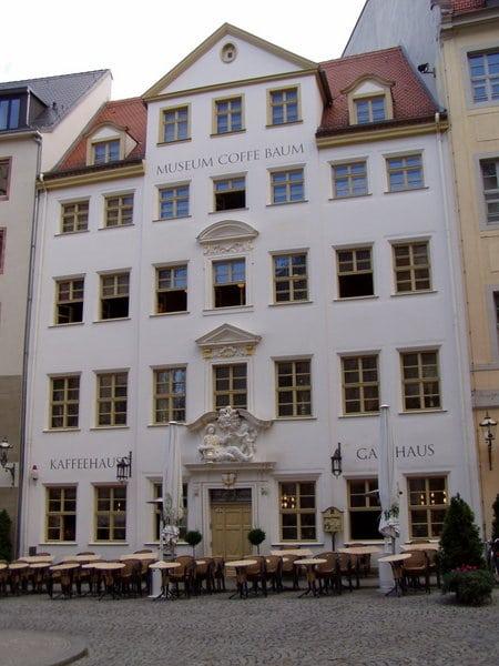 Zum arabischen coffee baum - Leipzig attractions
