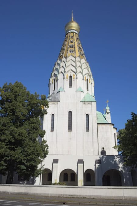 The Russian Glory Memorial Church - What to see in Leipzig