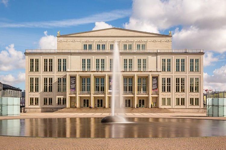 Leipzig Opera House - Landmarks of Leipzig
