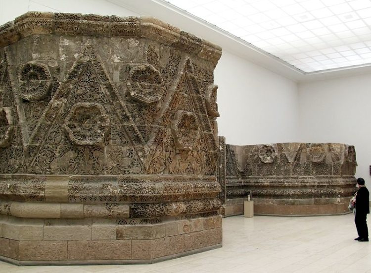 Pergamon Museum in Germany