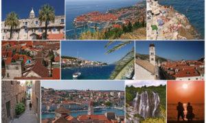 クロアチアの観光スポットTOP15