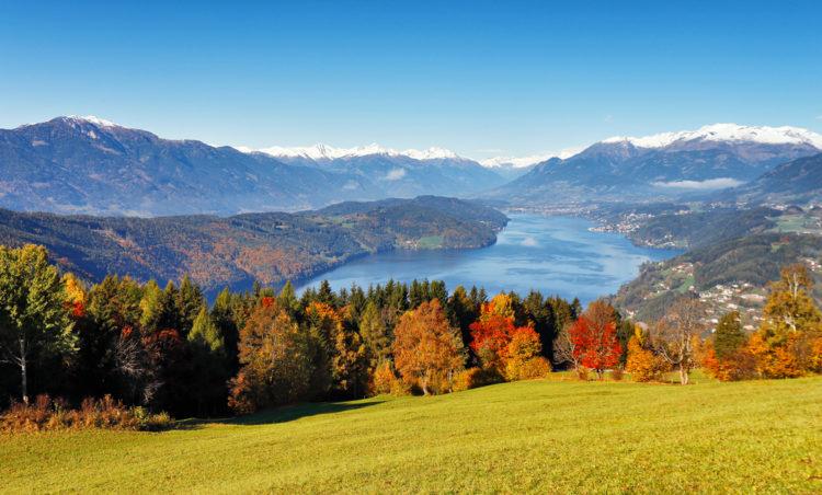 Достопримечательности Австрии - Район Каринтия