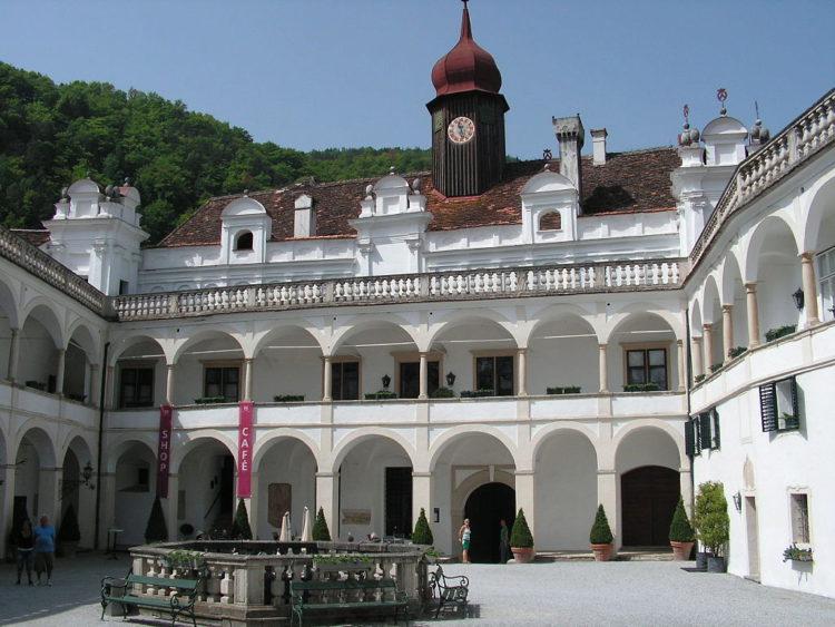 Достопримечательности Австрии - Замок Херберштайн