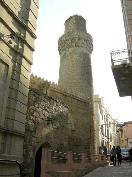 Достопримечательности Азербайджана - Мечеть Мухаммеда