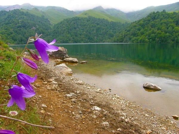Достопримечательности Азербайджана - Парк Гейгель (гора Кяпяз)