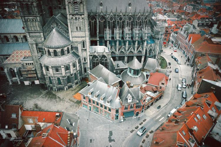 Достопримечательности Бельгии - Собор Нотр-Дам