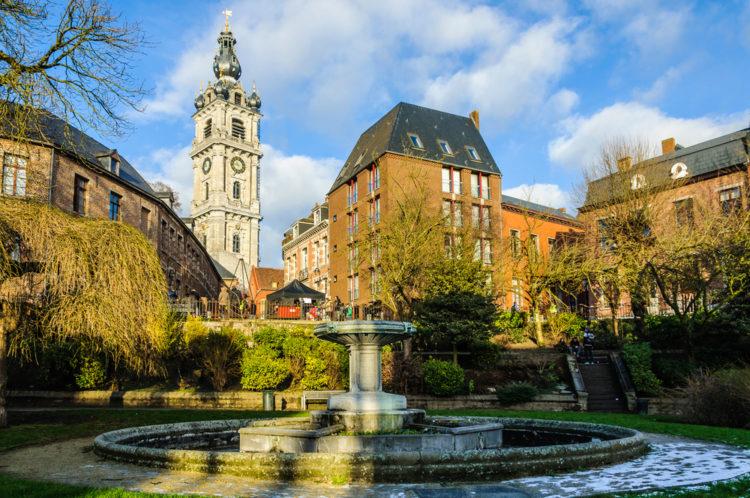 Достопримечательности Бельгии - Старый город Монс