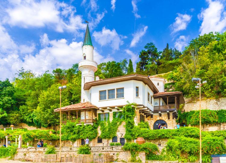Достопримечательности Болгарии - Дворец королевы Марии
