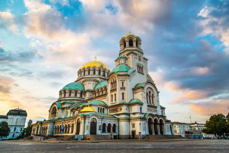 Достопримечательности Болгарии - Собор Александра Невского