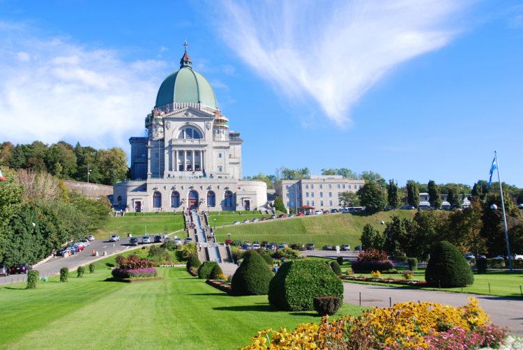 Достопримечательности Канады - Оратория Святого Иосифа