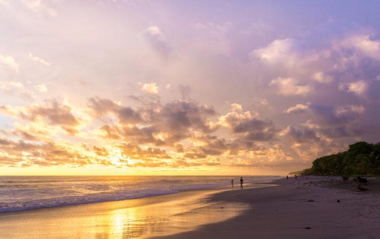 Достопримечательности Коста-Рики - Пляж Санта-Тереза