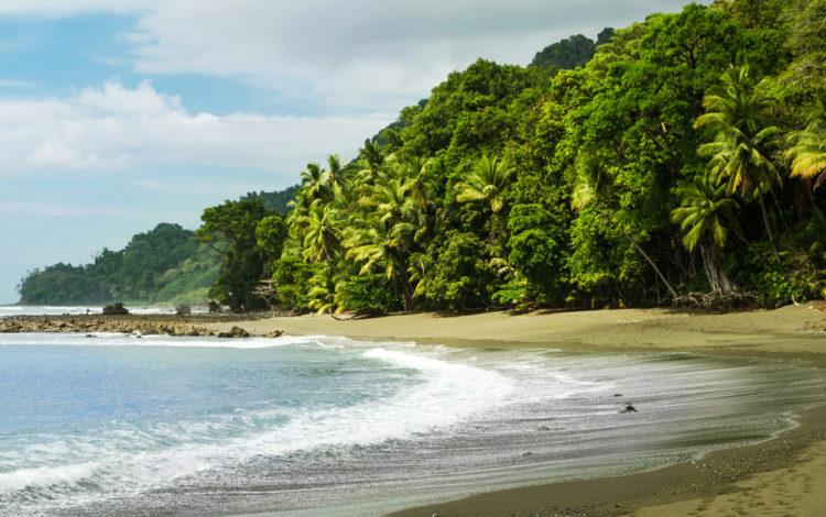 Достопримечательности Коста-Рики - Национальный парк Корковадо