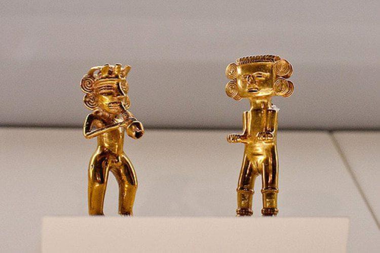 Достопримечательности Коста-Рики - Музей золота