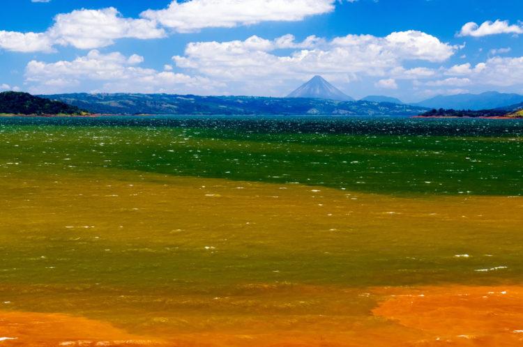 Достопримечательности Коста-Рики - Озеро Ареналь