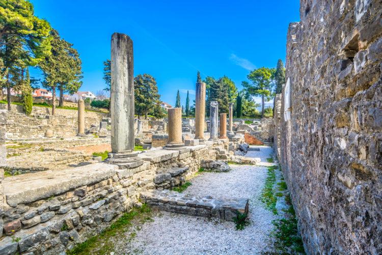 Что посмотреть в Хорватии - Город Салона