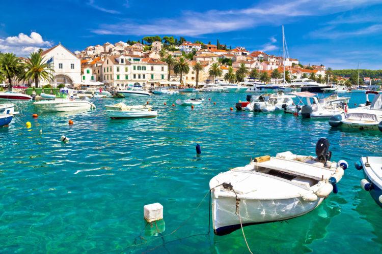 Достопримечательности Хорватии - Остров Хвар