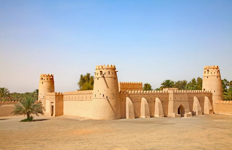 Достопримечательности ОАЭ - Крепость Аль Джахили
