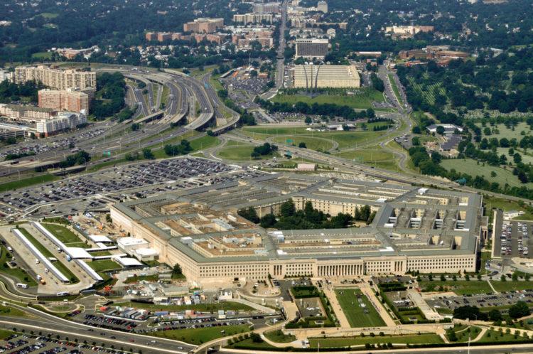 Достопримечательности США - Пентагон