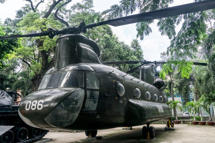 Что посмотреть во Вьетнаме - Музей жертв войны