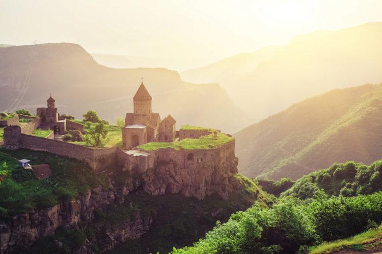 Что посмотреть в Армении - Монастырь Татев
