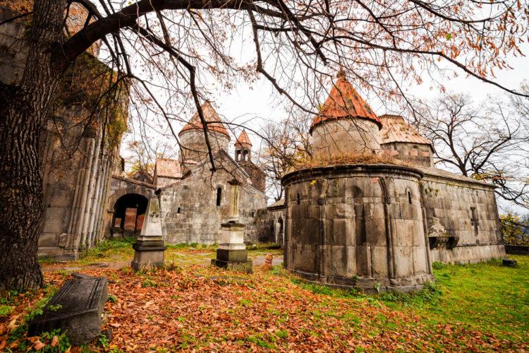 Что посмотреть в Армении - Монастырь Санаин